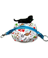 Dog First Aid Kit, Little Zipper Pouch For Canine aid, Hiking Accessory ... - $18.50