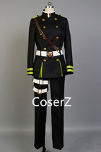 Seraph of the End Yoichi Saotome Cosplay Costume - $117.00
