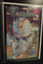 #2 Trencher Image Comic Book D220 - $3.33