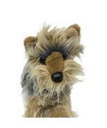 "Douglas Plush Jefferson Yorkie Puppy Dog 8"" Soft Shaggy Stuffed Animal C... - $16.99"
