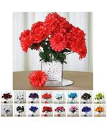 84 Chrysanthemum Balls Artificial Wedding Flowers For Centerpieces Decor... - $51.48