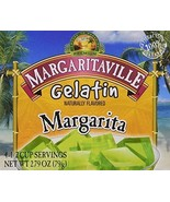 Margaritaville Gelatin Margarita Flavor 2.79oz (2 Pack) - $9.89