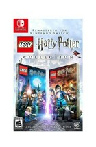 * New *  Lego Harry Potter Collection - Nintendo Switch  * Sealed Game * - $36.47 CAD