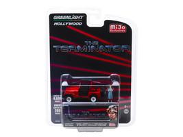 "1983 Jeep CJ-7 Renegade Red with Sarah Connor Figure \""The Terminator\"" ... - $17.14"