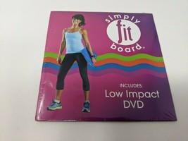 Simply Fit Board: Low Impact Workout DVD (6 Workouts, 2016, Cardboard Sl... - $8.90