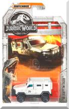 Matchbox - '10 Textron Tiger: Jurassic World - Fallen Kingdom (2018) *Gray* - $4.00