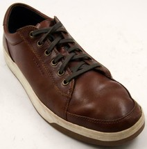 Cole Haan GrandPro Woodbury Handstain Brown Leather Lace Up Shoes Sz 12 M - $47.49