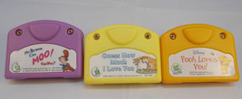 Leapfrog Little Touch Game Cartridge Lot of 3 - $3.95