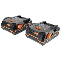 Ridgid (2) 18-Volt X4 Hyper Lithium-Ion Battery (Bulk Packaged) - $99.99