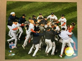 Boston Red Sox Celebrate 2007 World Series Glossy 8 X 10 Photo DM1 * - $5.99