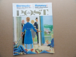 Saturday Evening Post Magazine May 26 1962 Complete - $9.99