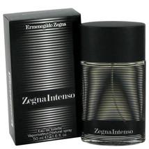 Zegna Intenso by Ermenegildo Zegna Eau De Toilette Spray 1.7 oz - $24.95