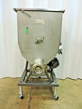 Hobart 4346, 7.5HP Commercial Meat Mixer Grinder With Right Side Feed Unit - $4,995.00