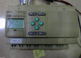 Omron ZEN-20C1DT-D-V2 Programmable Relay - $75.05