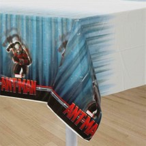 "Ant-Man Plastic Tablecover Birthday Party Supplies 54"" x 96"" Ant Man New - $7.87"