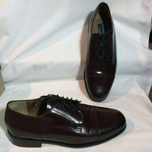 Bostonian Oxford Dress Shoes Leather Akron Style 20398 Size 9.5 - $29.02