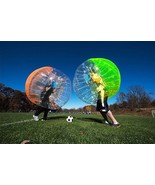Inflatable Bubble Bumper Body Ball for Football Soccer and Outdoor Fun !  - $259.99