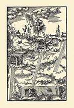 De Re Metallica Plate 1: Inclined Shafts - Art Print - $19.99+