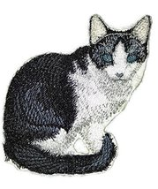 Amazing Custom Cat Portraits[Trixie Cat] Embroidered Iron On/Sew patch [... - $9.89
