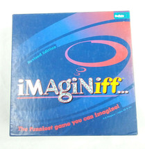 Imaginiff Revised Edition Board Game Family Game Night Fun Buffalo Games... - $8.86