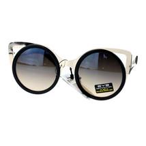 Super Cute Round Cateye Sunglasses Women's Fashion Shades - £7.79 GBP