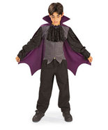 Toddler Night Vampire Halloween Costume for 3-4 Year Olds - $20.00