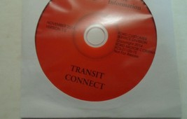 2012 Ford Transit Connect Service Shop Repair Information Manual ON CD NEW - $277.15