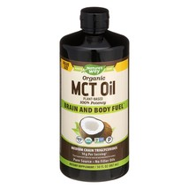 Nature's Way - 100 Percent MCT Oil from Coconut - 30 fl oz. - $33.99