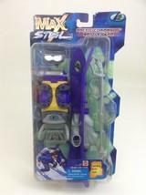 "Arctic Commando Battle Gear Ski Max Steel Mattel 10"" Action Figure Acces... - $27.57"