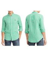 Polo Ralph Lauren Men's Classic Fit Double-Faced Gingham Shirt, Size L,  $98 - $54.44