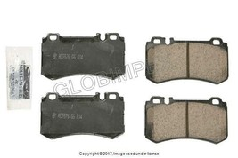 Mercedes w211 w215 (2003-2007) REAR Brake Pad Set AKEBONO EURO CERAMIC +... - $113.40