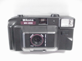 Mikona MV-828  35mm Focus Free Camera with Built-in Flash - $13.36