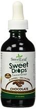 Sweetleaf Stevia Liquid 2 oz Chocolate