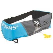 Stearns 0340 M16 Manual Inflatable Belt - Blue/Grey - $99.81