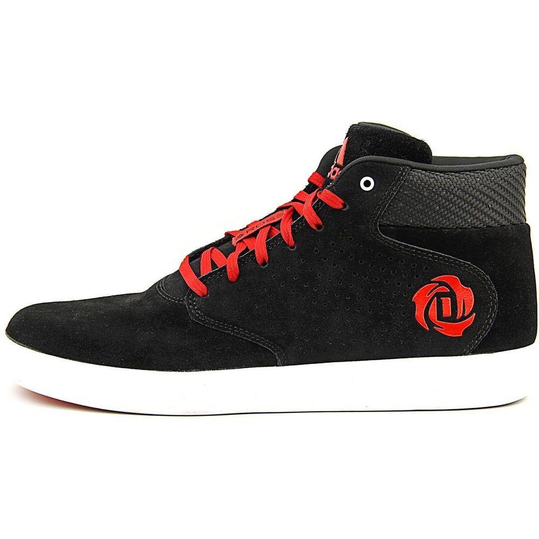 huge discount 783c7 52cfb Original Adidas New Mens Basketball Shoes S83811 DEREK ROSE LAKESHORE MID  TOP
