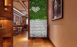 3D Die Grünen HERZ 665 Fototapeten Wandbild Fototapete BildTapete Familie DE - $52.21+