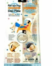 Earth Therapeutics Relaxing Microwavable Sinus Pillow Hot or Cold Relief
