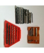 Lot of 25 Miscellaneous Drill Bits - $14.84