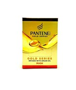Pantene Pro-V Gold Series Infused With Argan Oil Mask 10 Ct Per Box - $17.81