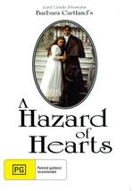 A HAZARD OF HEARTS  Diana Rigg, Edward Fox, Helena Bonham Carter  Romanc... - $8.95