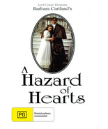 A HAZARD OF HEARTS  Diana Rigg, Edward Fox, Helena Bonham Carter  Romance   DVD - $8.95