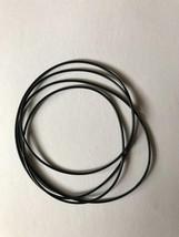 Nuevo 4 Correa de Repuesto Set para Usar con Sony Reproductor de Casetes TC-W390 - $14.68