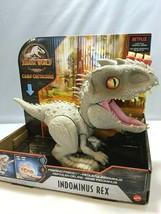 Jurassic World Camp Cretaceous Indominus Rex Feeding Frenzy Mattel Netflix NEW - $35.59