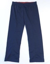 Nike Low Rise Navy Blue Athletic Track Pants Women's Large L NWT - $33.40