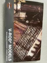 2013 Harley Davidson V-Rod VRSC Models Owner's Operators Manual Book OEM - $47.09