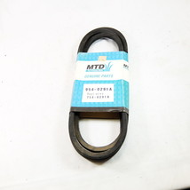 """MTD OEM  954-0291A Belt 754-0291A 1/2"""" X 88""""  - $22.95"""