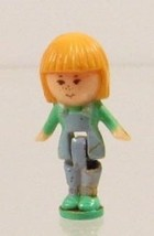 1989 Polly Pocket Doll Vintage Midge's Play School - Midge Bluebird Toys - $7.00