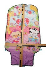 REPLACEMENT PART SOFT PINK MAT FOR FISHER PRICE KICK N PLAY PIANO GYM US... - $8.88