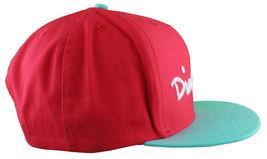 Diamond Supply Co. Red Blue White Diamante Por Vida Snapback Baseball Hat NWT image 3
