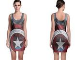 Capt america civil war bodycon dress thumb155 crop